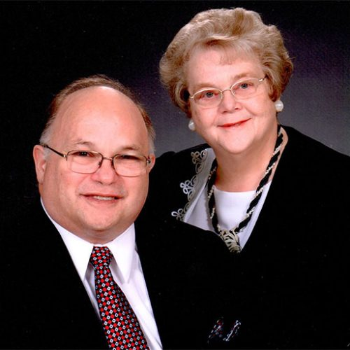 Bruce and Ruth Busch